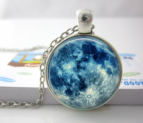 Nebula Space Necklace