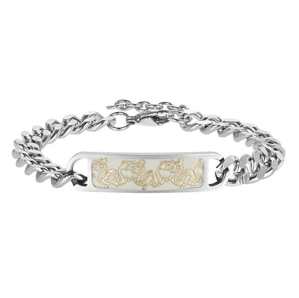 Luminous Dragon Bracelet
