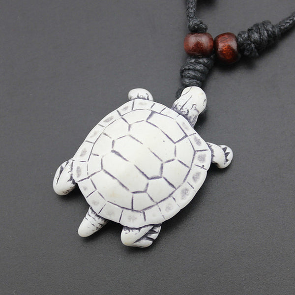 Tribal Turtle Necklaces