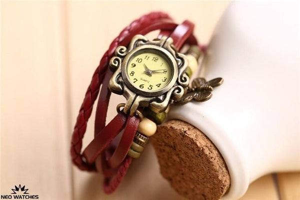 Vintage Butterfly Watch