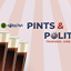 6/16 Pints and Politics 7-9pm