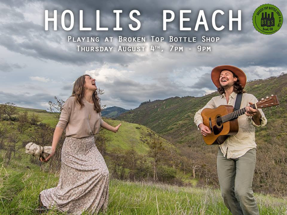 8/4 Hollis Peach  7-9pm