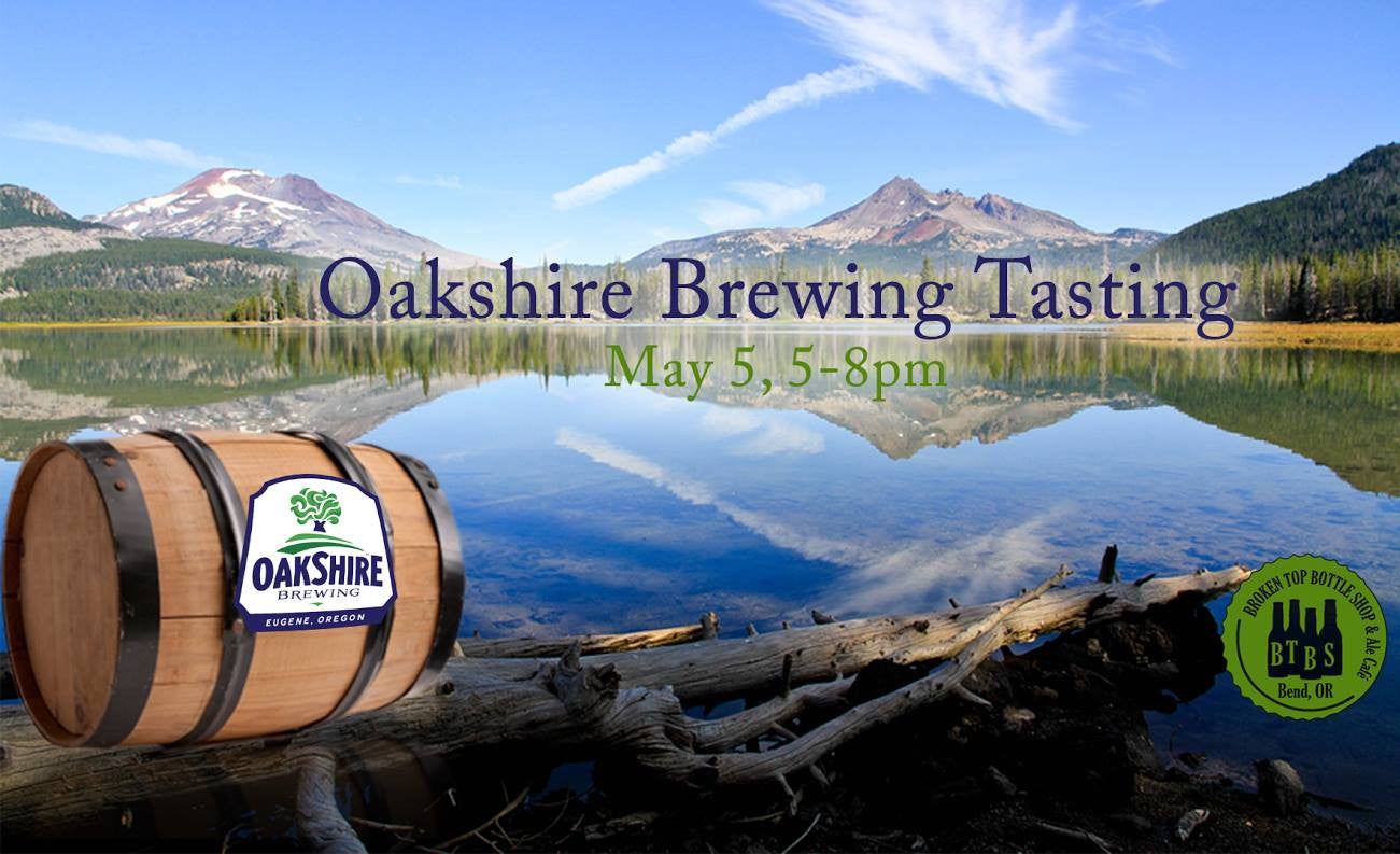 5/5 Oakshire Brewing Tasting