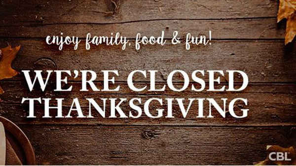 11/22  Happy Thanksgiving!  The Broken Top Bottle Shop will be Closed the Entire Day