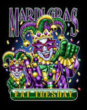 2/28 7-10 Mardi Gras Fat Tuesday Celebration!