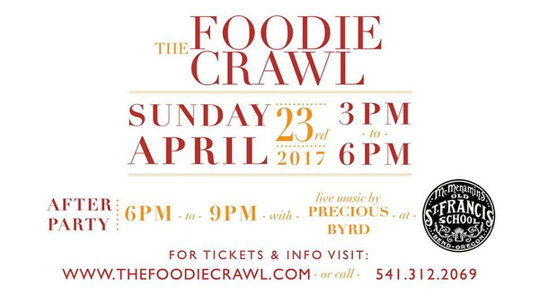 4/23  Broken Top Bottle Shop at the Bend Foodie Crawl!