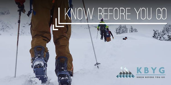 "3/14  6-8pm  ""Know Before You Go"" Avalanche Awareness Seminar"