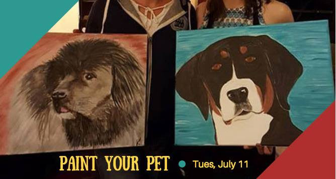 7/11  Paint and Sip with Judy Fuentes 6-9pm