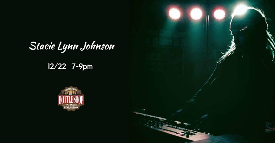 12/22  7-9pm  Live Music with Stacie Lynn Johnson