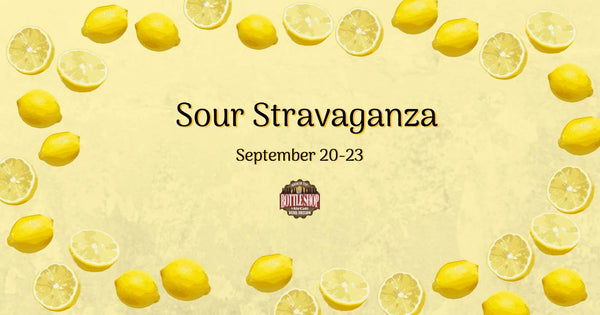 9/20-23  September Sour Stravaganza