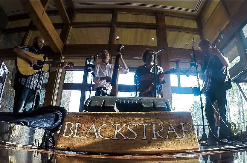 5/11  7-9pm  Live Music with Blackstrap!