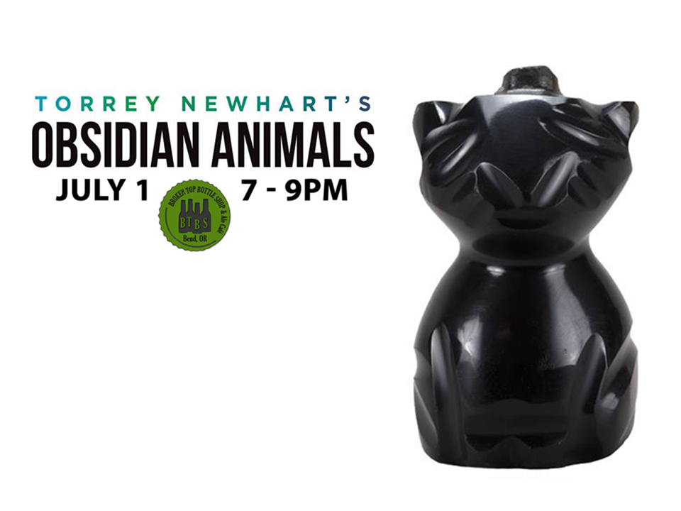 7/1  Live Music with Torrey Newhart's Obsidian Animals