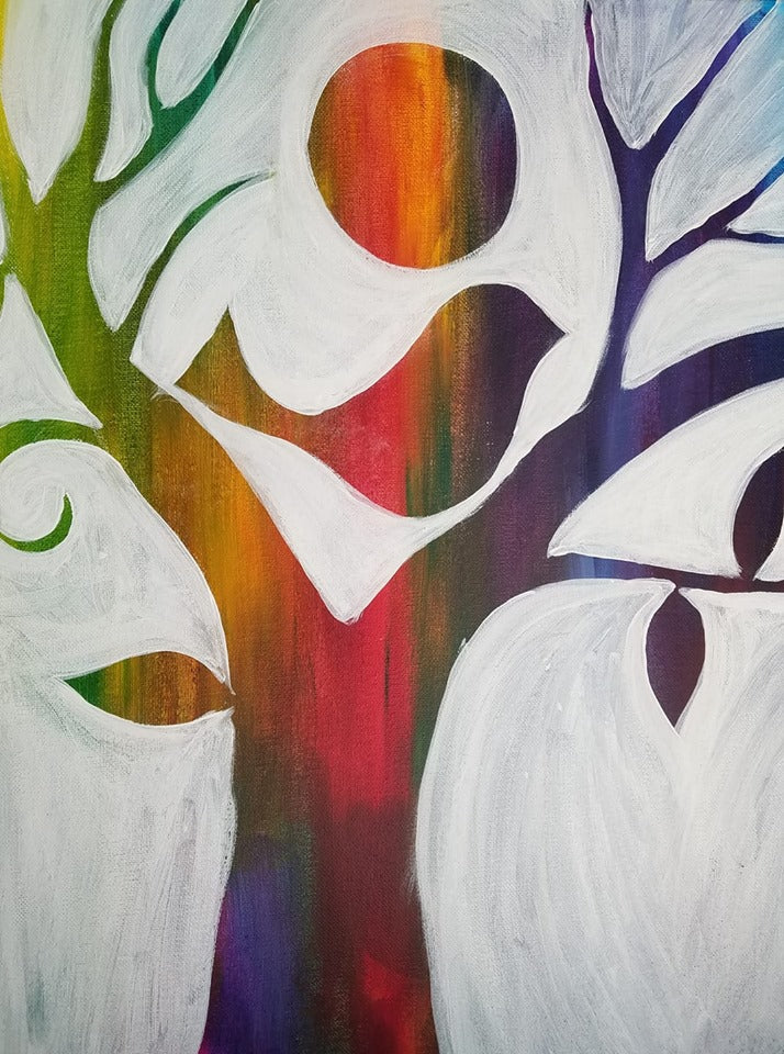 9/25  6-8:30pm  Paint and Sip with Judy Fuentes
