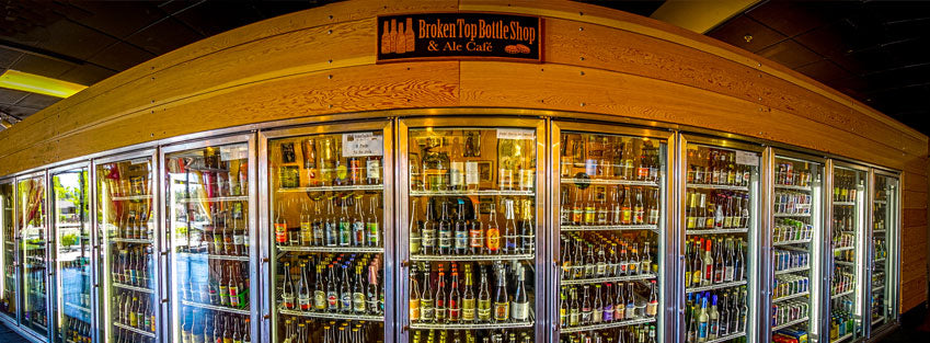 Broken Top Bottle Shop - bottle selection in bend, Oregon
