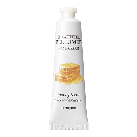 Perfumed Sheabutter Hand Cream (Honey)