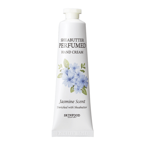 Perfumed Sheabutter Hand Cream (Jasmine)