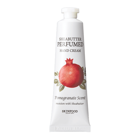 Perfumed Sheabutter Hand Cream (Pomegranate)