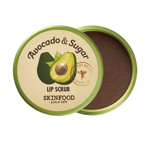 SKINFOOD Avocado & Sugar Lip Scrub