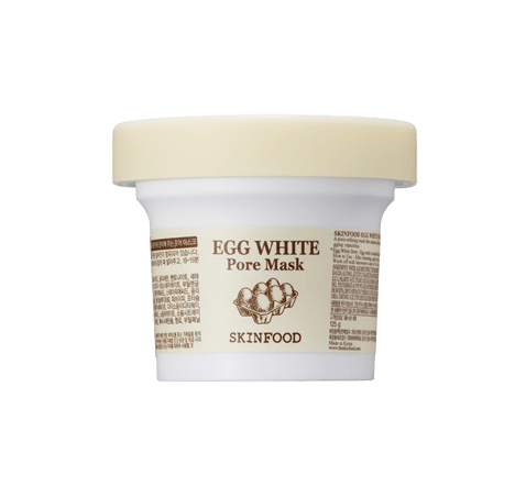 SKINFOOD Egg White Pore Mask