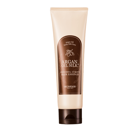 Argan Oil Silk Plus Waterful Curlup Hair Essence