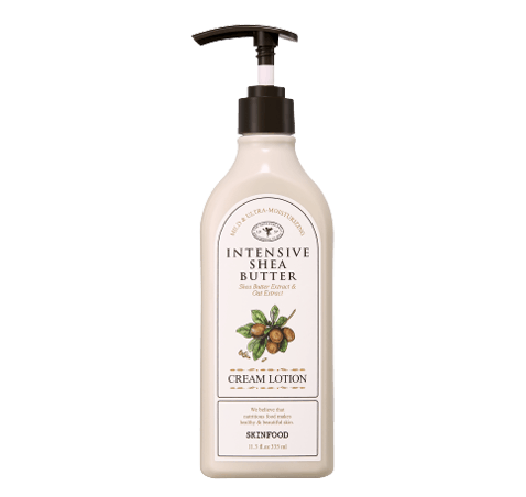 Intensive Shea Butter Cream Lotion