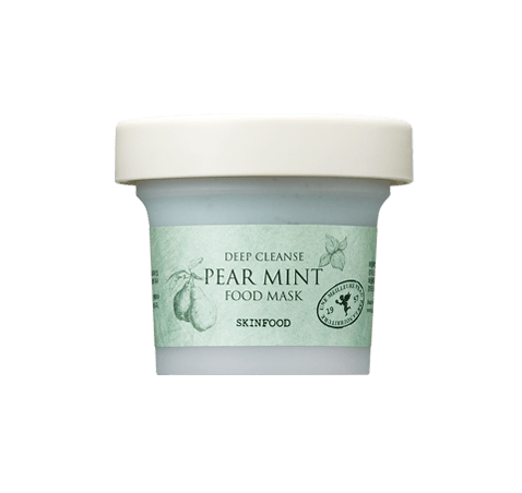 SKINFOOD Pear Mint Food Mask