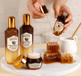 SKINFOOD Royal Honey Propolis Enrich Line.