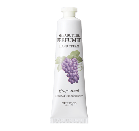 Sheabutter Perfumed Hand Cream (Grape)