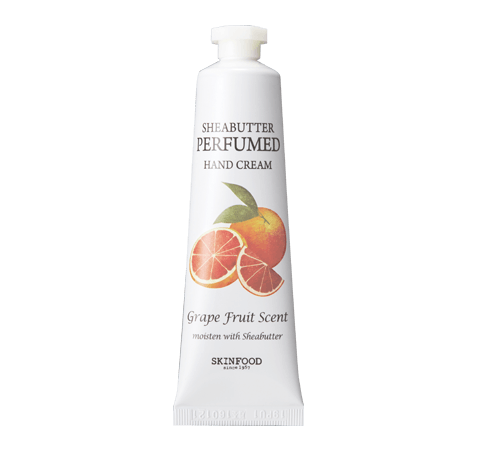 Sheabutter Perfumed Hand Cream (Grapefruit)