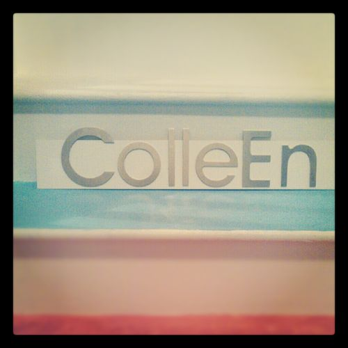 Colleen Sign