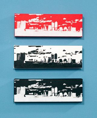 Jacksonville Skyline Canvas