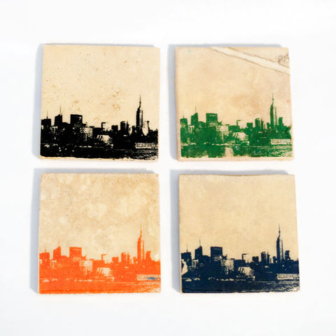 New York Skyline Coasters