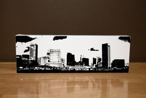 Baltimore Skyline Art