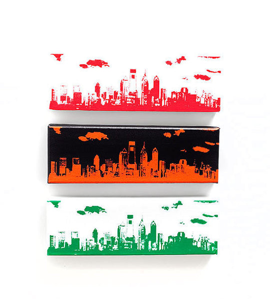 Philadelphia Sports Skyline Home Decor