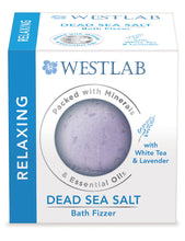 Load image into Gallery viewer, Dead Sea Salt Bath Fizzer (3 Pack)