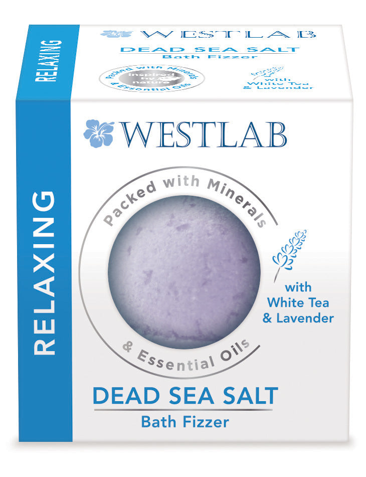 Dead Sea Salt Bath Fizzer (3 Pack)