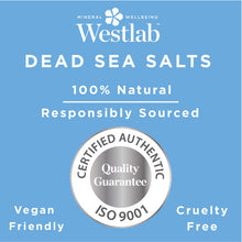 Load image into Gallery viewer, Dead Sea Salt Bath Fizzer (3 Pack) - DISCONTINUED