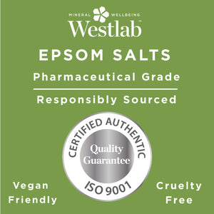 Epsom Bathing Salt