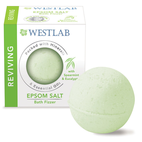 Epsom Salt Bath Fizzer