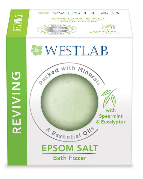 Reviving Epsom Salt Bath Fizzer