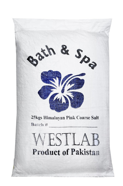 Himalayan Salt ( Great for Skin Purifying and Toning) or a Detox Foot Bath