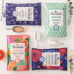 Westlab Cleanse Bathing Salts