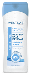 Dead Sea Shower Wash (6 Pack) - DISCONTINUED