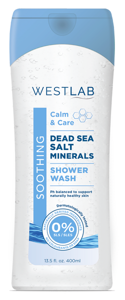 Dead Sea Shower Wash (6 Pack)