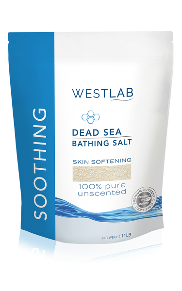 Westlab's Dead Sea Salt (Unscented)