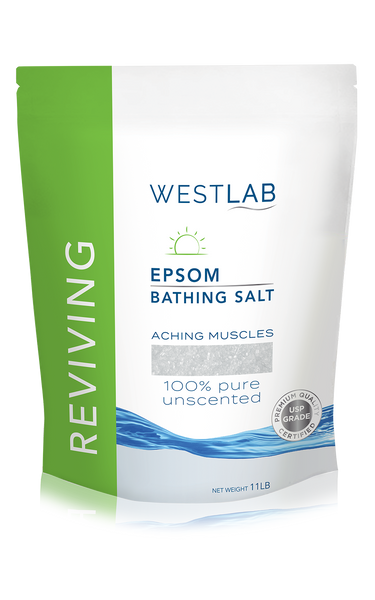 Westlab's Epsom Salt (Unscented)