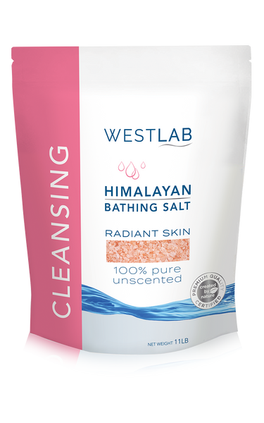 Westlab's Himalayan Pink Bathing Salt (Unscented)