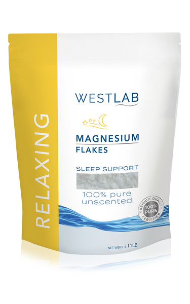 Westlab's Magnesium Flakes with Genuine Zechstein