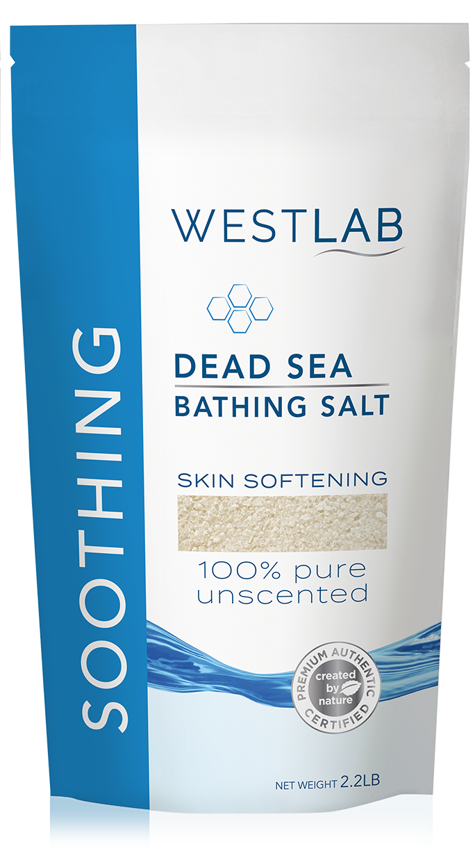 Dead Sea Bathing Salt