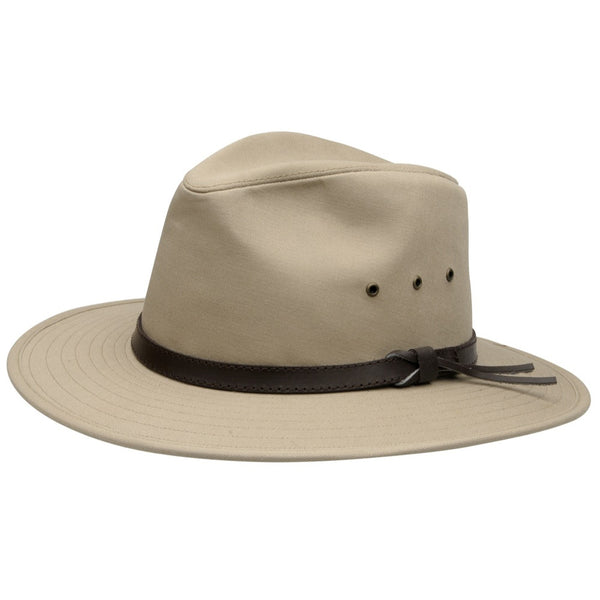 TARDAN SAFARI HAT CUADRA TAN